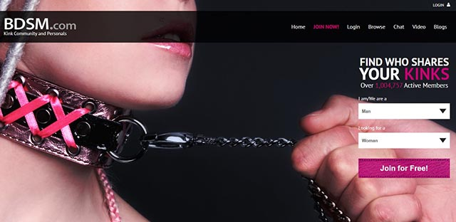 BDSM.com review