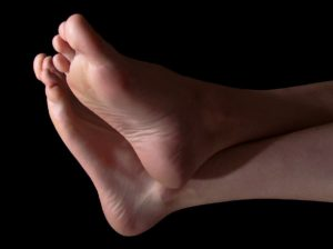 foot fetish lover
